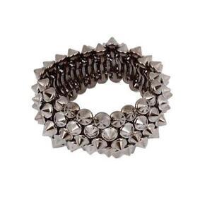 Punk Spiked Bracelets