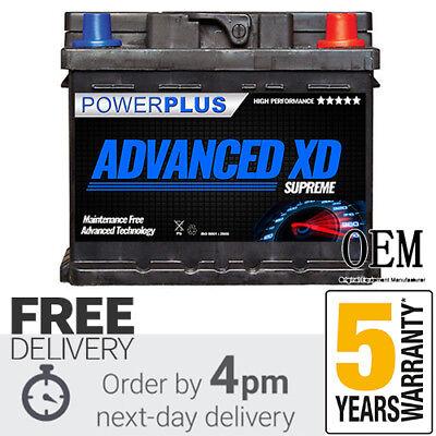 063XD Advanced Car Battery 12v 50ah 5yr Warranty