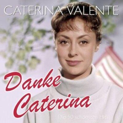 Caterina Valente - Danke Caterina: Die 50 Schonsten Hits [New CD] Germany - Impo