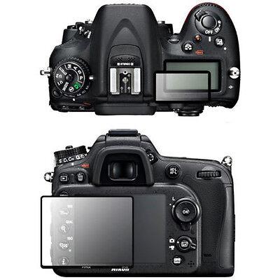 FOTGA Optical Glass LCD Hard Screen Protector For Nikon D7100 DSLR Camera New