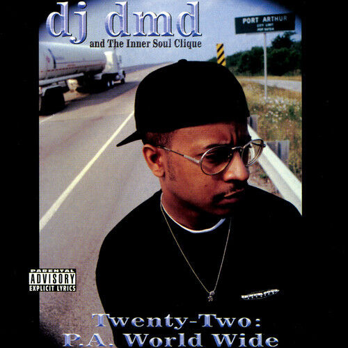 DJ DMD - Twenty-Two: P.A. World Wide [New CD] Explicit, Manufactured On Demand