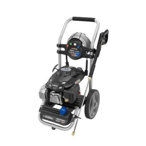 Subaru pressure washer ebay for Used electric motor shop equipment for sale