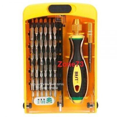 38 in1 Tool Repair Mobile Cell phone Pc Screwdriver Kit set