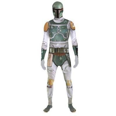 Star Wars Boba Fett Zapper Cosplay Costume Digitale Morphsuit M (MLZBFM-M)