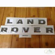 Land Rover Discovery Hood
