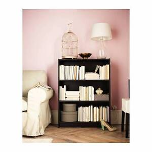IKEA Billy Bookcase black-brown 106cm high (3 bookcases, separate Abbotsford Yarra Area Preview