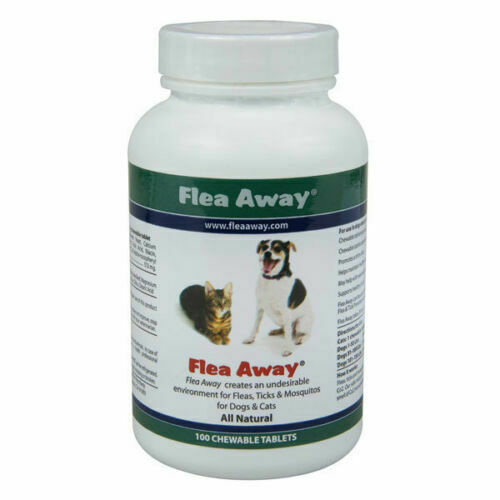 Flea Away - 100 Chewable Tablets