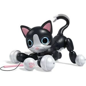 Zoomer kitty interactive toy