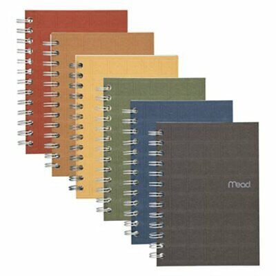 Mead Recycled College Ruled Notebook Perforated 5 X 7 Mea45186