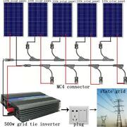 Grid Tie Solar Kit