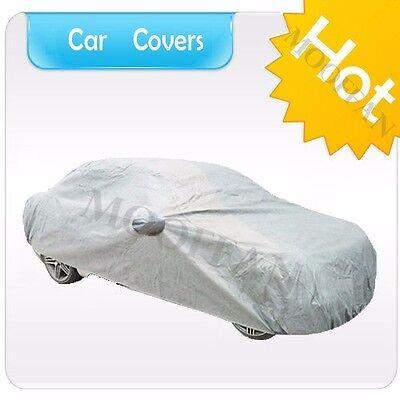 Outdoor Indoor Full Car Cover Popular Vehicles Universal Fit Waterproof Mcs3p