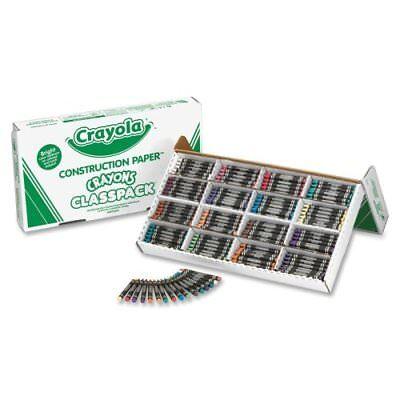Crayola Construction Paper Crayons - Multicolor (521617)