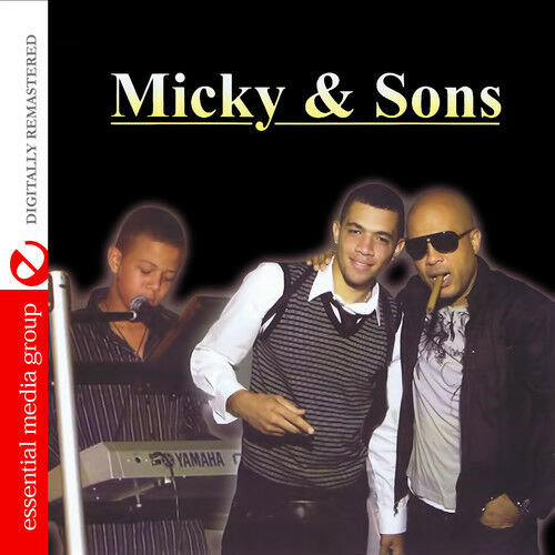 Michel Martelly - Micky & Sons [New CD] Manufactured On Demand, Rmst