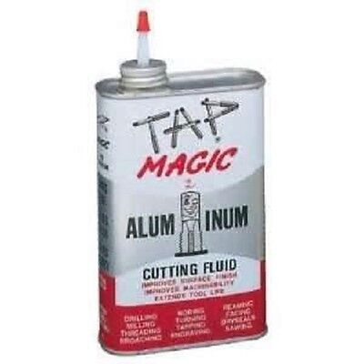 Tap Magic Aluminum Tapping Drilling Milling 4 Oz 20004a Cutting Fluid