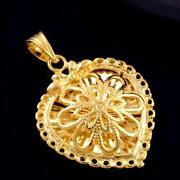 Yellow Gold Filled Pendant