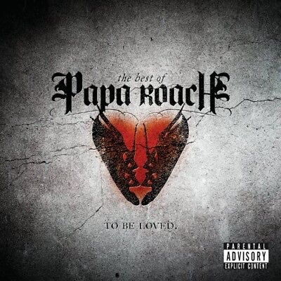 The Best of Papa Roach: To Be Loved. (CD, Jun-2010, Geffen) *NEW* *FREE Ship*