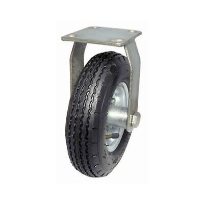 Rigid Caster Pneumatic Wheel 12-in.