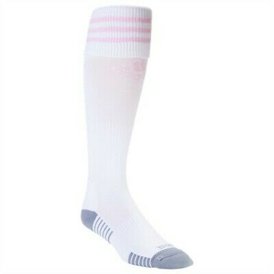 afcdfd478 Adidas Copa Zone Cushion Soccer Socks White/Pink Size S Small