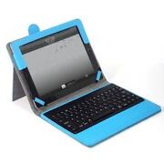 iPad 2 Case with Keyboard Blue