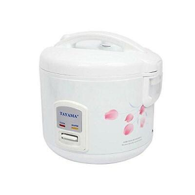 TRC-10 Cool Touch 10-Cup Rice Cooker and Warmer with Steam B