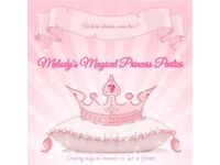 Melody's Magical Princess Parties - Make your little one's day truly magical