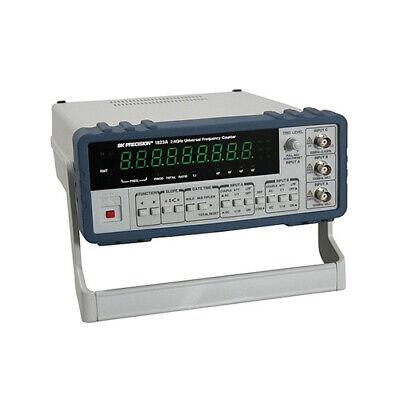 Bk Precision 1823a-220v Frequency Counter W Ratio 2.4 Ghz 220 V