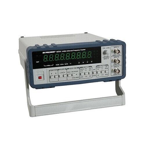 BK Precision 1823A-220V Frequency Counter w/ Ratio, 2.4 GHz, 220 V