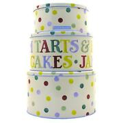 Emma Bridgewater Polka Dot Tin