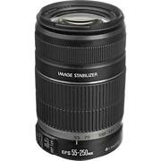 Canon 55-250MM Lens New