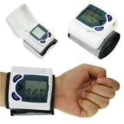Blood Pressure Pulse Monitor