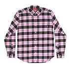 Supreme Flannel Casual Button-Down Shirts for Men