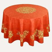 Provence Tablecloths Coated