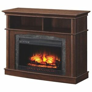 """Whalen Fireplace TV Stand for TVs Up To 50"""" (BBCFPC26-1) -   Mo"""