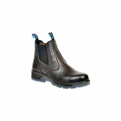Blue Tongue BTCST7 Redback Boots Black 6