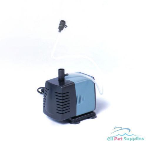 Submersible fountain pump ebay for Small water fountain pump