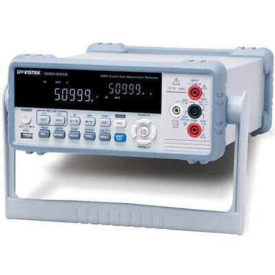 Instek Gdm-8342 50000 Count Digital Multimeter With Usb Devicehost