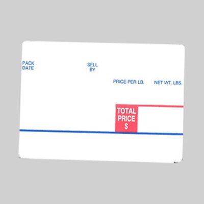 Heartland Labels Digi Deli Scale Label 2.3622 W X 1.69 H 12roll 1050case