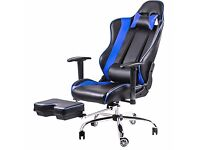 Grand Challenger Office Chair, Leather
