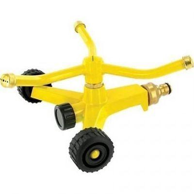 Silverline  675070 Heavy Duty 3 Arm Garden Lawn Sprinkler