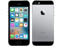iPHONE SE 64GB - BRAND NEW - UNOPENED - SPACE GREY - EE NETWORK