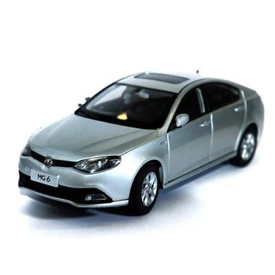 MG Official Merchandise MG6 1:16 Scale Collectors Movable Diecast Model- Silver