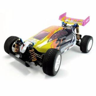 Brand New Radio Control Buggy 1/10 Scale Motive Complete Package Alexandra Hills Redland Area Preview