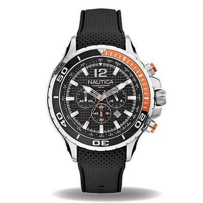 Usado, Orologio Cronografo Nautica A21018G nuovo segunda mano  Embacar hacia Argentina