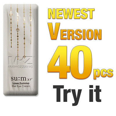 - SU:M37 LosecSumma Elixir Eye Cream 40pcs Anti-Aging Anti-Wrinkle SUM37 Newest