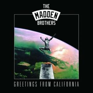 The Madden Brothers - Greetings From California  CD  NEUWARE