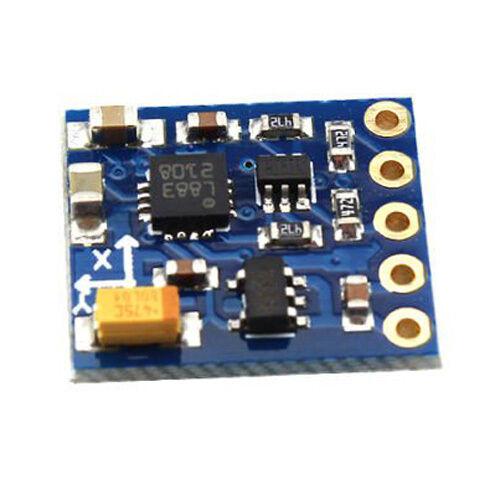 HMC5883L Power supply:3V-5V Triple Axis Compass Magnetometer Sensor Module HY