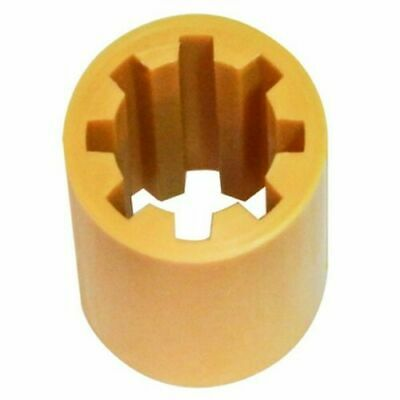 Jb Industries Pr77 Vacuum Pump Flexible Coupler Yellow Drive-section