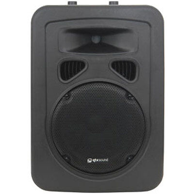 Brand New 12 Inch Disco DJ PA 300W Active Moulded Sound Speaker 24Hr Delivery!