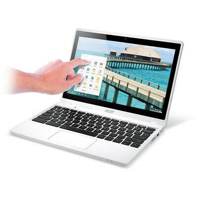Acer Chromebook C720P-2600 Laptop Intel Celeron 2GB RAM 32GB SSD Chrome Webcam