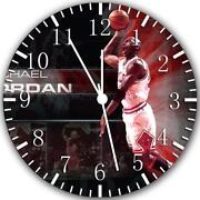 Michael Jordan Wall Clock